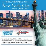 Win Trip to New York City