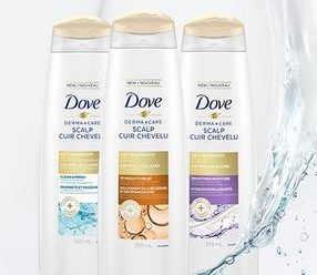 Free Dove Shampoo