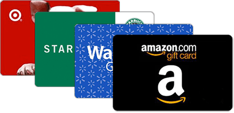 Free gift cards, PayPal Cash or pre-paid cards from Visa!!
