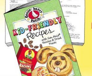 Free Kid Friendly Recipes