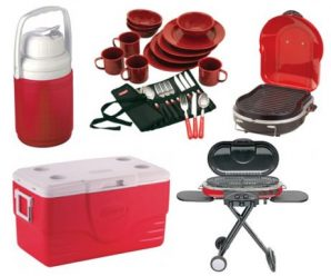 FREE Coleman Camping Products Giveaway