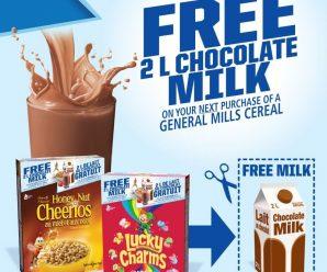 Free Chocolate Milk
