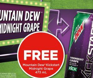 Free Mountain Dew