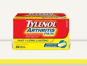 Free Tylenol Sample