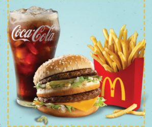 McDonalds Digital Mailer Coupons Spring 2017
