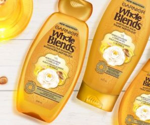 Free Garnier Shampoo Whole Blends Sample