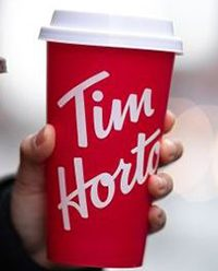 Tim Hortons Free Cup Giveaway
