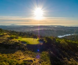 Win a Golf Getaway on Vancouver Island